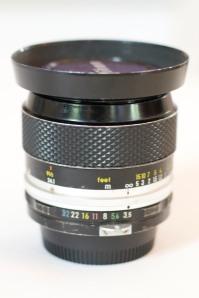 55mm F:3.5 macro